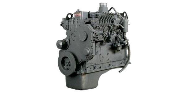 Cummins Mechanical Type Engine - Euro-3