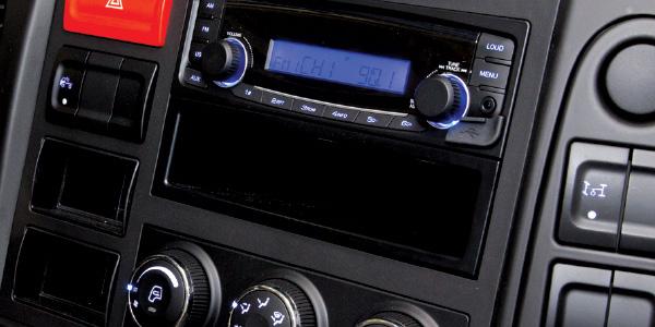 Audio & Aircon Controller
