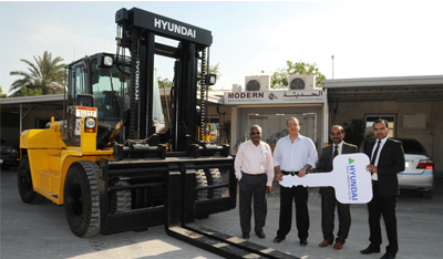 Motorcity Receives Hyundai Heavy Industries (HHI) Delegation